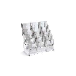 Porta Folhetos p/ parede ou mesa