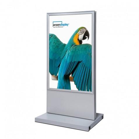 Totem porta poster COMPASSO