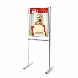 Expositor A1 para Folhetos e Cartazes