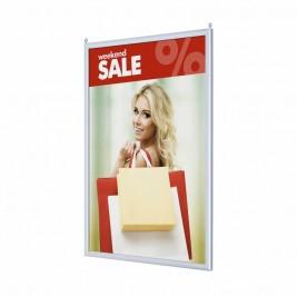 Porta Poster suspenso SignalShop