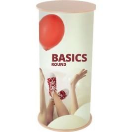 Balcão Basics Redondo