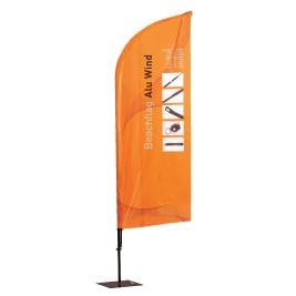 Bandeira Alu Wind