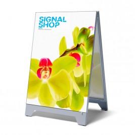 Cavalete T-Frame SignalShop
