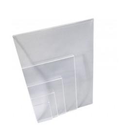 Bolsas-molduras em acrilico sem abas