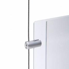 Clip Simples para sistema de cabos