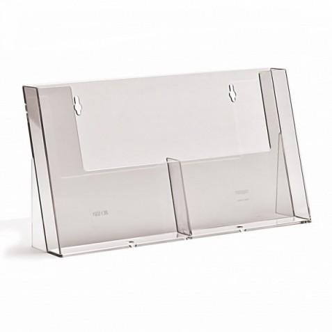 Porta folhetos 2 A5 | Bancada