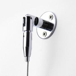 Acessório para o Painel LED| cabos chão ao teto