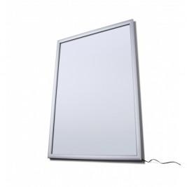Caixa de luz LED | estrutura modular com borda LED