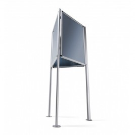 Triboard| pé de apoio de 3 faces,perfil de 32 mm, exterior