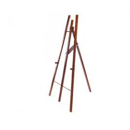 JD NATURA Cavalete| alta qualidade de madeira envernizada