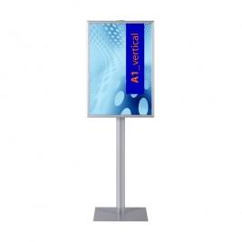 Info Pole| uma face
