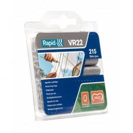 Blister de Agrafos de Inox para VR22