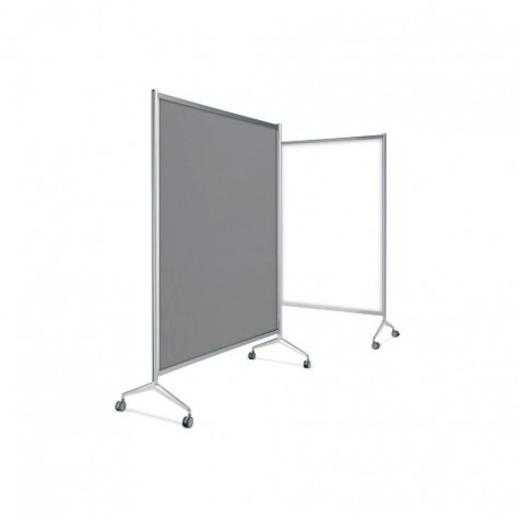 Biombo Ten-Limit modular (policarbonato canelado)