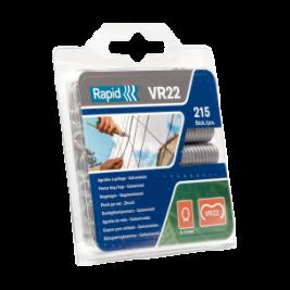 Blister de Agrafos Galvanizados para Rede VR22