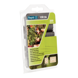Blister de Agrafos para Jardim Basic VR38