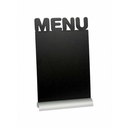 Menus de Mesa Pack Silhueta Metal